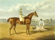 'Barefoot' St Leger, 1823